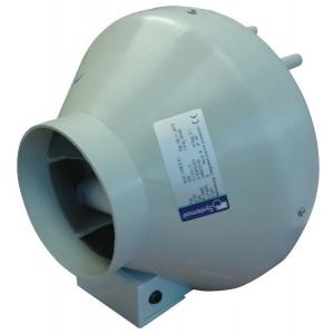 SYSTEMAIR - RVK 125E2-A1 - Diam. 125 mm - Débit 220 m3/h