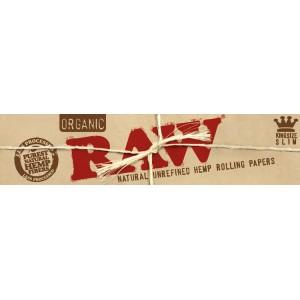 Feuilles Raw KS Slim Organic