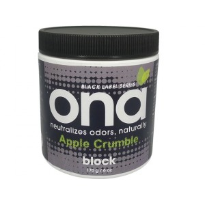 "ONA Block ""Apple Crumble"" 170g"