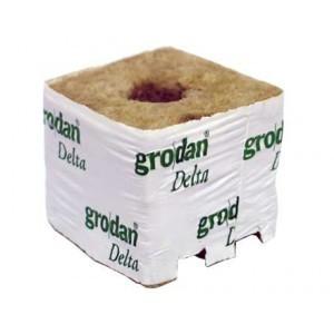 """Grodan """"Delta""""  7.5x7.7x6.5cm (x10)"""