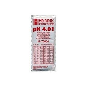 Solution Etalonnage PH 4.01 20ml