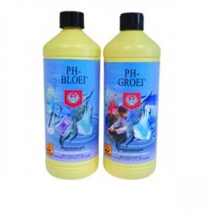H&G pH- Croissance et Floraison (2x1L)