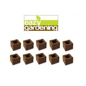 Eazy Block x 10 (Cube de 75x75x60mm)