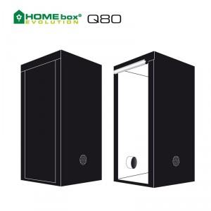 HOMEBOX EVO. Q80 (80x80x160cm)