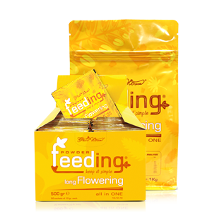 Powder Feeding Floraison Longue 500gr. (50x10gr)