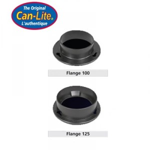 CAN-FILTERS - Flange Plastique Diamètre 125mm