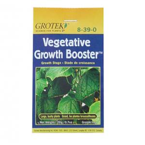 Grotek Vegetative Growth Booster™(8-39-0) 20g.