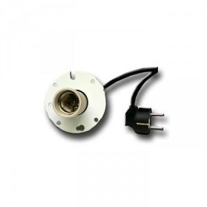 Douille de suspension E27 + câble