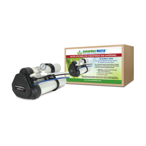 GrowMax Water - Systeme Osmose Inversee (RO) - GrowMax 3000 - 125 L/h