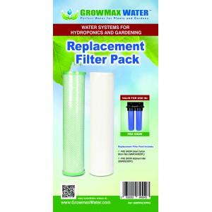 GrowMax Water - Pack Cartouches de Rechange - Pro Grow