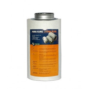 Filtre à Charbon - Prima Klima ECO - K2600M - diam. 125 - 160-280 m3/h