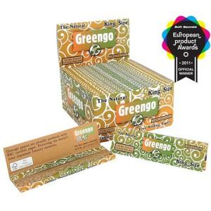 GREENGO - Carnet de feuilles - King Size Slim (x50 unités)