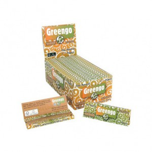 GREENGO - Carnet de feuilles - Format 1-1/4 (x50 unités)