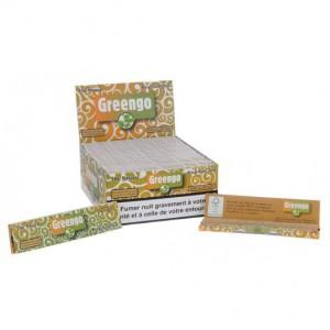 GREENGO - Carnet de feuilles - King Size (x50 unités)