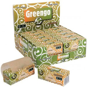 GREENGO - Rouleau 4 m - Wide Roll 53 mm (x24 unités)