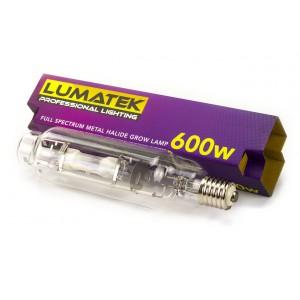 LUMATEK 600W MH 240V