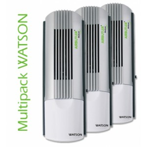 Airbutler Watson Multipack (x3) 3w - 15m2
