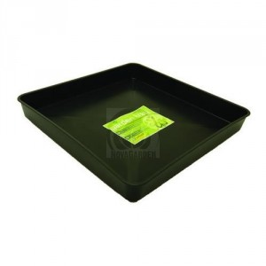 Garland Black Tray 60x60x7cm