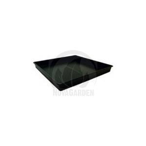 Garland Black Tray 120x120x12cm