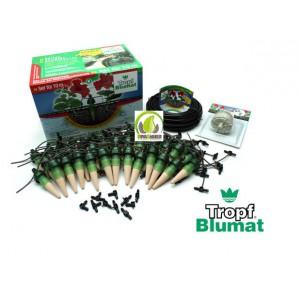 Kit Tropf Blumat - 40 carottes + tube 15 m + Reduct. Pression