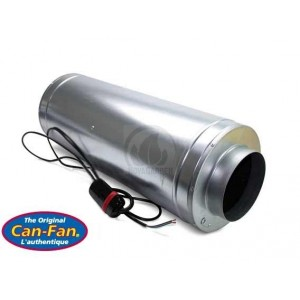 RUCK / MAX FAN - ISO MAX 150 - Diam. 150mm - Débit 450m3/h