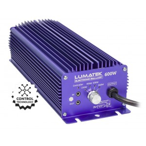 Lumatek 600W 240V  Controllable & Dimmable
