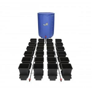 AutoPot System - 24 Pots 15 L + Reservoir pliable 225 L