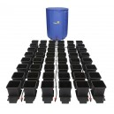 AutoPot System - 48 Pot 15 L + 2 Reservoirs pliable 225 L