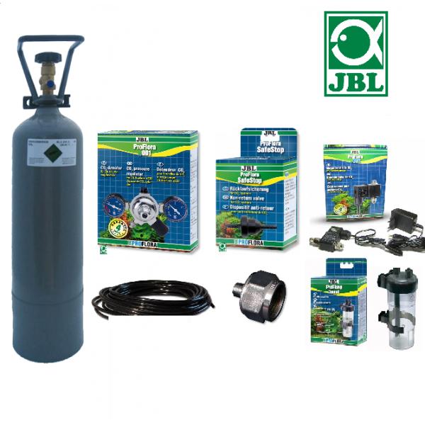 kits co  kit jbl complet avec bouteille rechargeable de kg
