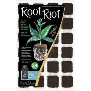 Root Riot (Plateau de 24 Bouchons)