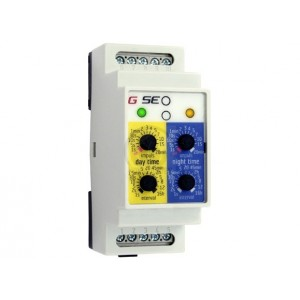 GSE Water Timer Cyclique Seconde - Photo Sensor Jour/Nuit