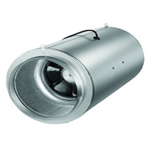 RUCK / MAX FAN - ISO MAX 250 - Diam. 250mm - Débit 1500m3/h