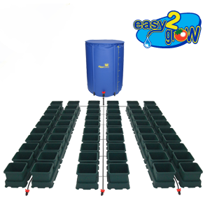 Easy2Grow 60Pots + Flexitank 400L