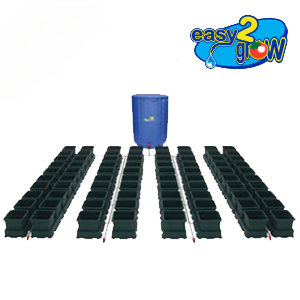 Easy2Grow 80Pots + Flexitank 750L