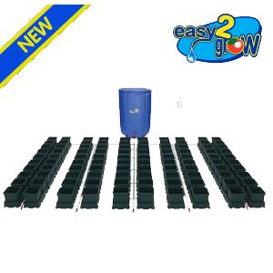Easy2Grow 100Pots + Flexitank 750L