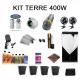 Kit Terre 1m2 - 400w avec Homebox Evolution