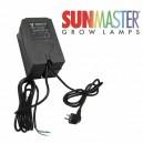 SunMaster 400w HPS/MH - Classe II + Plug
