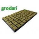 GRODAN BOUCHON 3.5x3.5cm (PLATEAU)